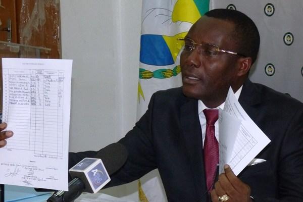 Crise-Post -électorale : la loi ne permet pas au vainqueur de contester sa victoire (Soutien d'Ali Bongo)