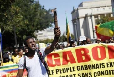 Les gabonais de France marchent le 15 octobre pour s'opposer au pouvoir de Libreville