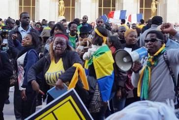 Démonstration de force à Paris pour exiger le départ d'Ali Bongo
