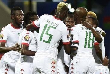 CAN 2017 : le Burkina Faso valide son ticket pour les demies finales