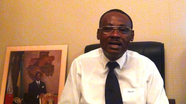 Gabon: le DG des douanes à la DGR