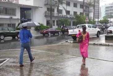 La Saint Valentin maraboutée par une mauvaise pluie à Libreville