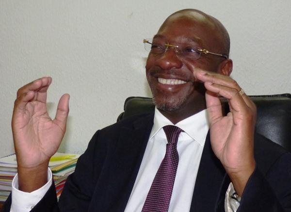 CPG : Alain  Ba Oumar prend tous les pouvoirs