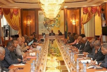 Dernier conseil des ministres avant l'ouverture du dialogue national