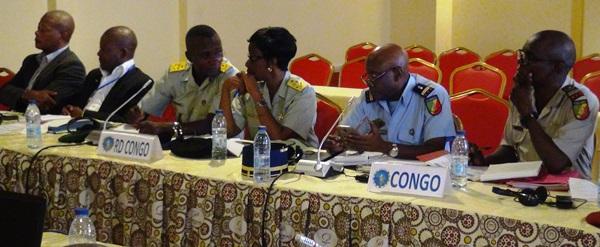 Les officiers de la CEEAC tiennent une réunion de sécurité à Yaoundé