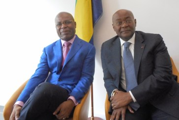 France : L'Ambassade du Gabon doit améliorer ses relations avec sa diaspora (Germain Ngoyo Moussavou)