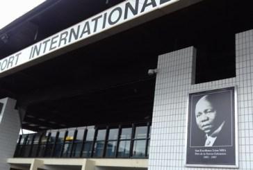 L'aéroport Léon Mba sera fermé durant plusieurs nuits pour travaux