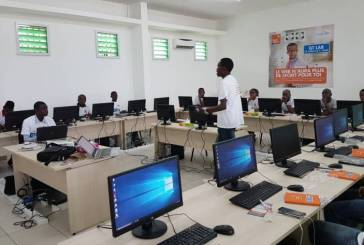 Gabon Télécom offre des formations aux NTIC à 600 jeunes