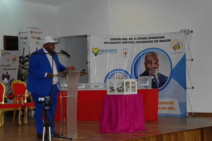 Près de 500 millions collectés pour réhabiliter, le Centre hospitalier régional de Port-Gentil