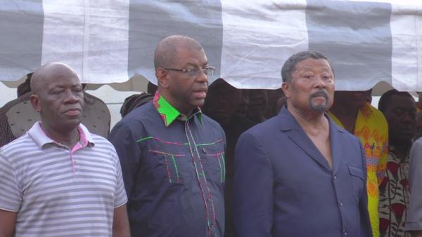 Ping et les résistants animeront un meeting populaire vendredi prochain à Awendje