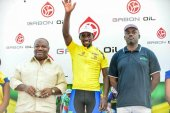Le Rwandais Joseph Areruya  vainqueur de la  13ème édition de la Tropicale Amissa Bongo
