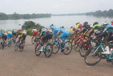 3ème étape de la Tropicale Amissa Bongo 2018 : l'Australien Jones Brenton arrache le maillot jaune du leader