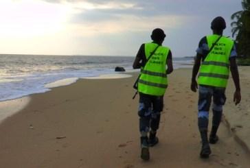 Noyade présumée de 15 élèves: la plage du Tropicana désormais quadrillée par la police