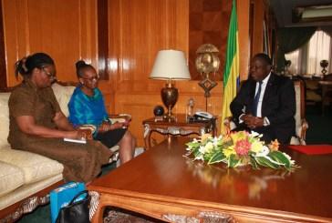 La Directrice régionale de l'OMS Afrique chez plusieurs autorités gabonaises