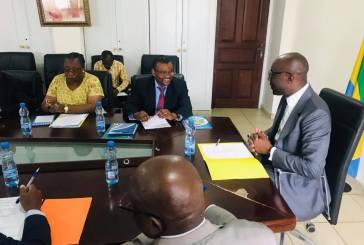 Biendi Maganga Moussavou annonce le lancement prochain des ''classes vertes'' au Gabon