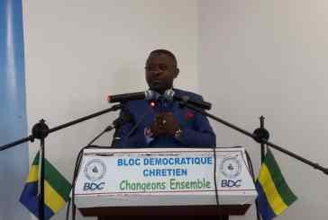 Guy-Christian Mavioga appelle à une nouvelle convention Politique pour une nouvelle alliance formelle