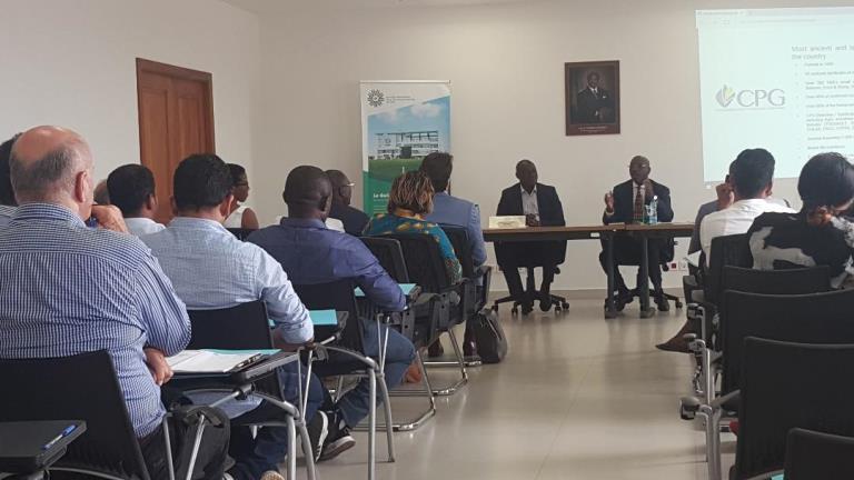 La CPG lance une campagne d'adhésions de nouvelles entreprises dans la ZERP de Nkok