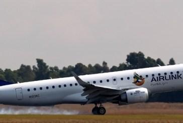 La compagnie aérienne sud-africaine Airlink veut desservir Libreville