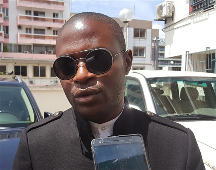 L'opposant Anges Kevin Nzigou sollicite le Sénat pour constater la vacance du pouvoir au Gabon