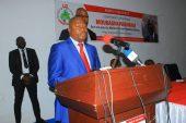 Jean de Dieu Moukagni-Iwangou un peu satisfait de ses 7 mois au gouvernement
