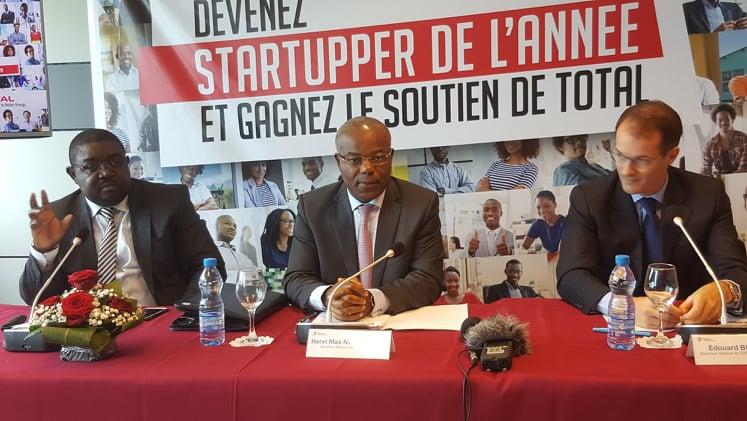 Startupper de l'année par Total: 15 finalistes retenus au Gabon (version corrigé)