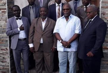 Naissance d'une nouvelle coalition de l'opposition dirigée par Guy Nzouba Ndama