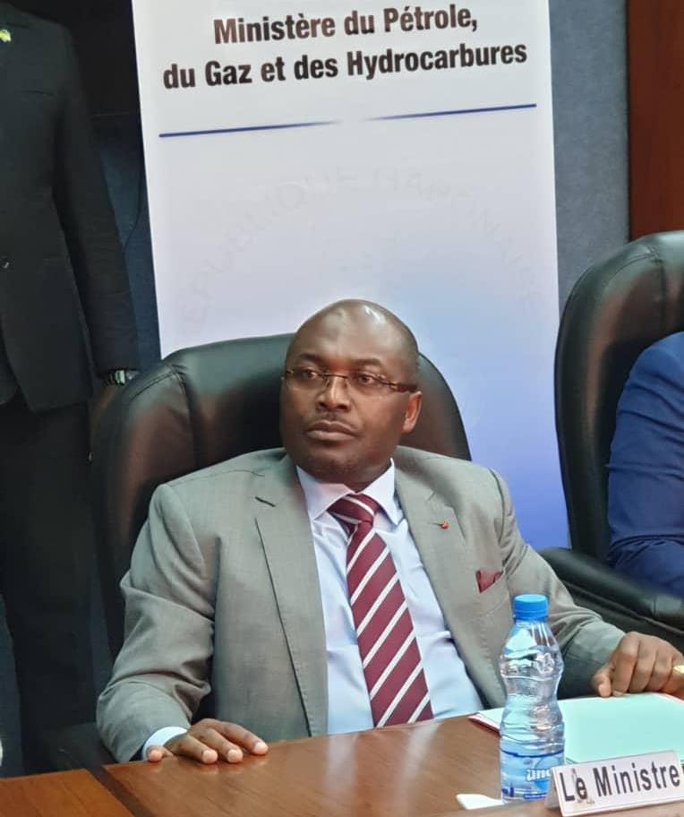 Noël Mboumba déterminé à booster la production pétrolière du Gabon