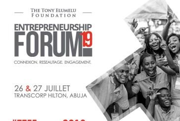 Forum d'Entreprenariat de la  TEF 2019 : trois Présidents africains attendus pour encourager les 5000 participants