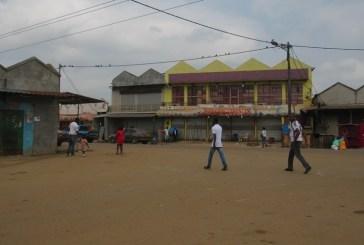 Troisième jour de ville morte à Ntoum, les commerçants boudent le diktat  de la mairie