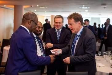 Noël Mboumba en Afrique du Sud pour promouvoir les 35 blocs pétroliers gabonais à vendre