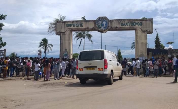 UOB : le SNEC cogne sur le ministre Nkea Ndzigue et dédouane ses collègues dont l'ex recteur Ropivia