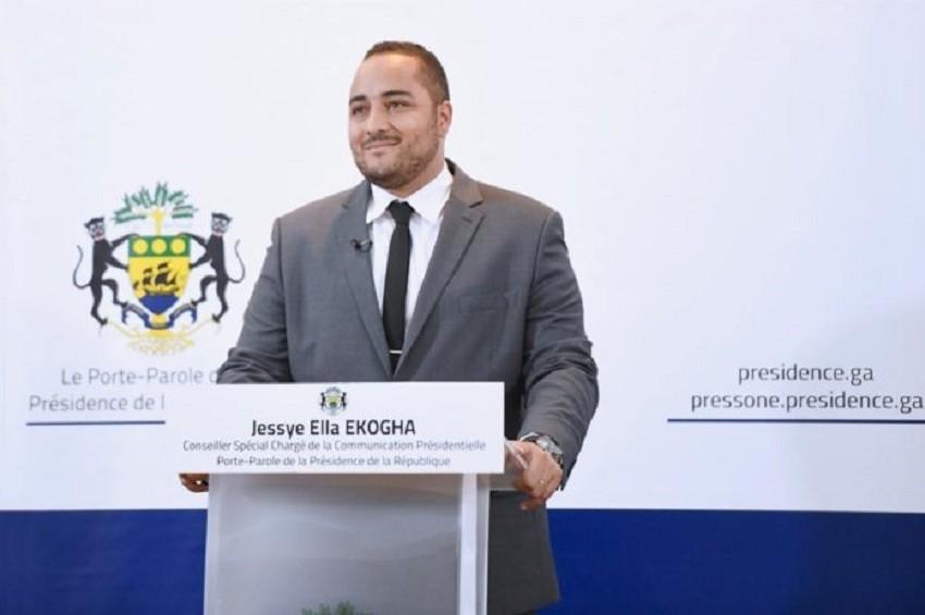 Le Porte-parole de la présidence de la République gabonaise positif au Covid-19 mais en bonne santé
