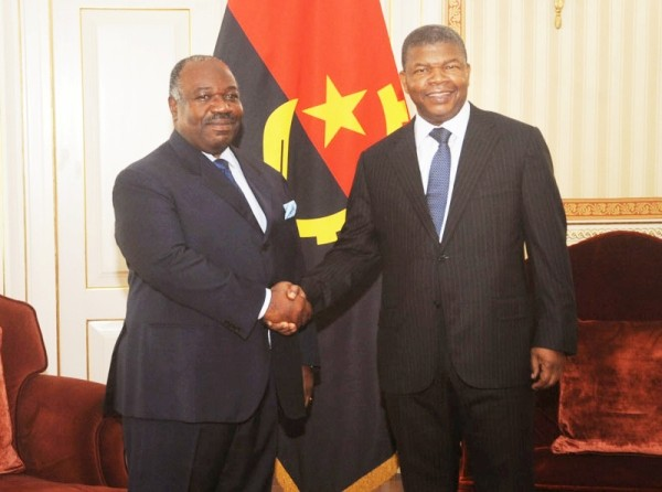 Le président angolais Joao Lourenço sera chez Ali Bongo ce jeudi