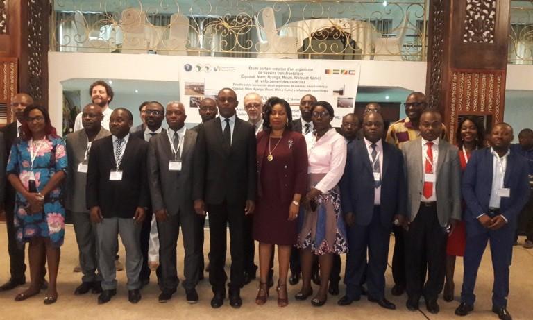Les pays de la CEEAC  bientôt dotés d'un organisme de gestion de bassins transfrontaliers