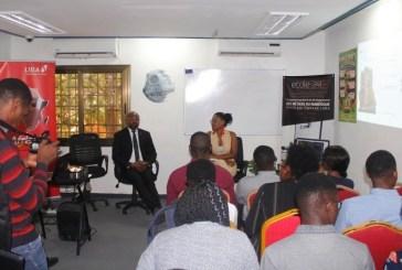 Présentation de programme TEF 2020 à l'école 241 de Libreville