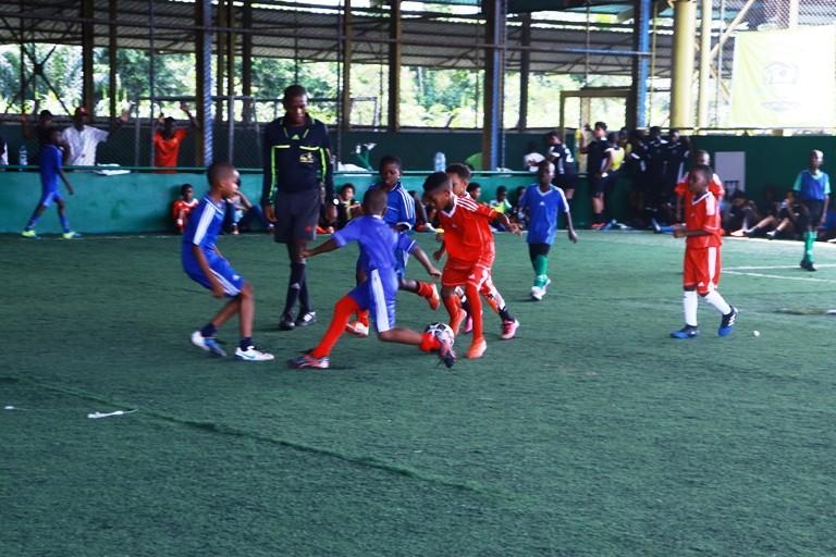 Football de base : la sous-ligue d'Akanda lance un tournoi pour détecter des jeunes talents