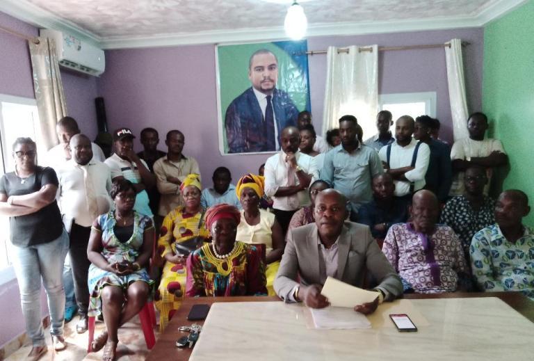 Torture  sur  Patrichi Tanasa à la prison centrale de Libreville : la forte indignation de la famille