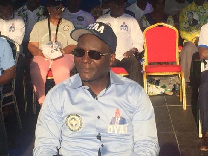 Ali Akbar Onanga Y'Obegue regagne les rangs du PDG