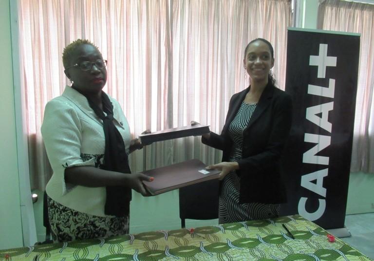 Employabilité : Canal + et l'IST signent une convention