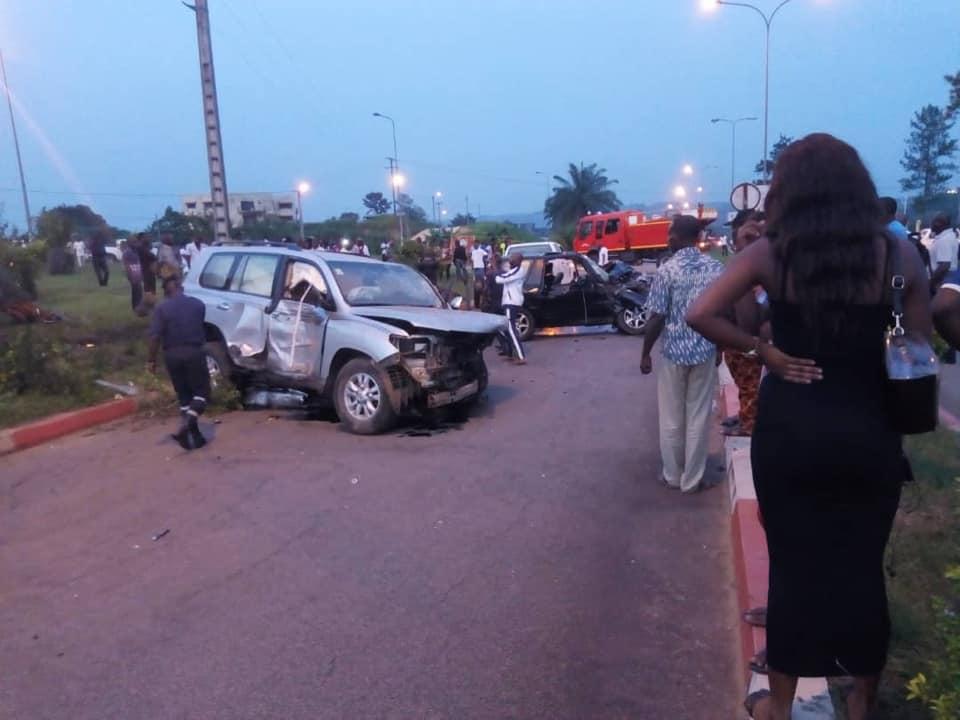 Un mort et plusieurs blessés graves dans un accident de circulation à Franceville