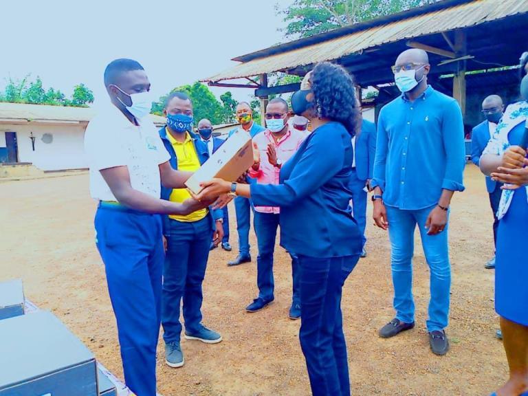 Baccalauréat 2020 : des ordinateurs pour les cracks de la Ngounié