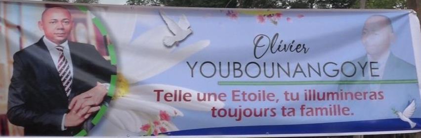 Le dernier vibrant hommage des agents du ministère du pétrole à Olivier Youbounangoye, mort par noyade