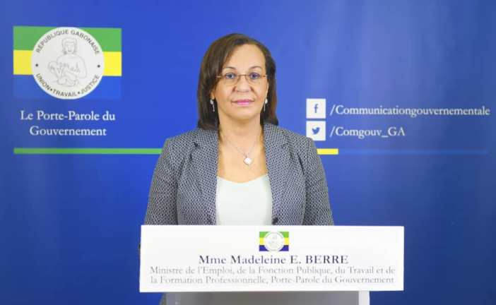 Communiqué final du conseil des ministres du 3 septembre 2020 + Nominations