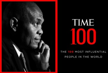 Le patron du groupe bancaire UBA parmi les 100 personnalités les plus influentes dans le monde en 2020