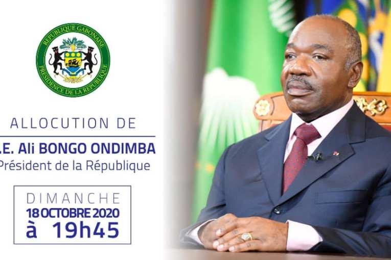 Ali Bongo Ondimba s'adresse au peuple de la CEEAC ce soir