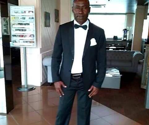 Ghyslain Malanda, président du SAMTAC / Gabonactu.com