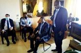 Anaclet Mathieu Taty élu président de la Fédération gabonaise d'Athlétisme