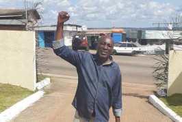 Marcel Libama finalement libéré à Franceville