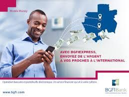 BGFI Express: un service fiable et rapide de transfert d'argent