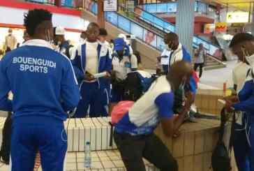 Bouengudi sports s'évite la mésaventure des Panthères en Gambie